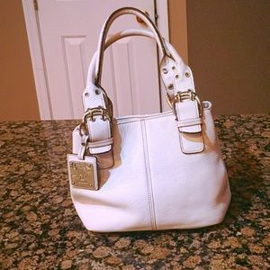 Tignanello Gorgeous Genuine Leather Tote Hand Bag
